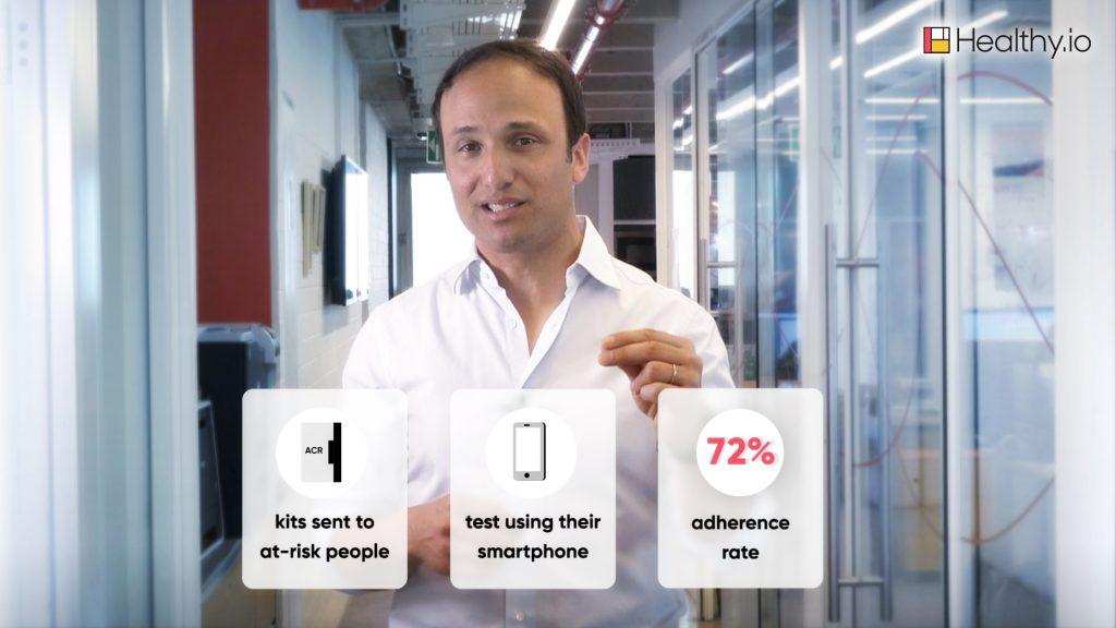 Healthy.io CEO Yonatan Adiri