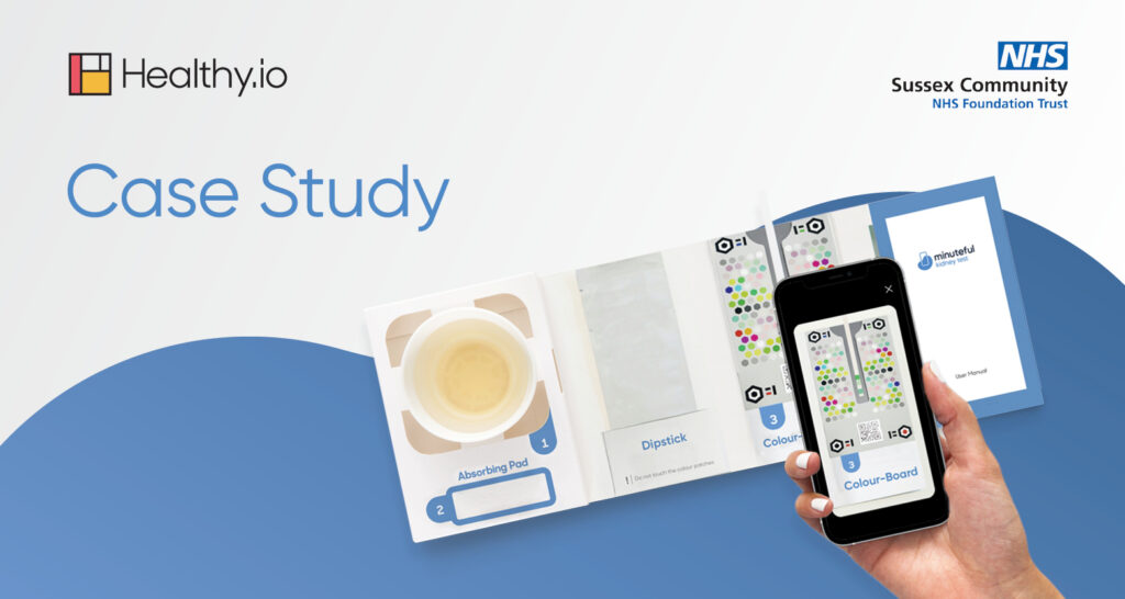 Case Study: How the NHS in Sussex Raised Adherence from 0% to 79% with At-Home Testing