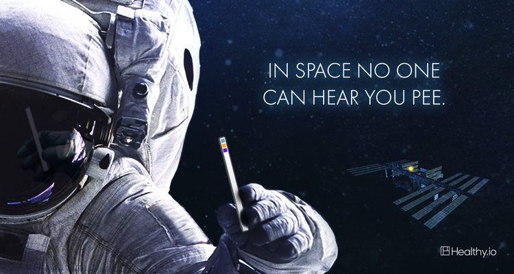 In Space No One Can Hear You Pee